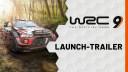 WRC 9 - Die Rallye-Simulation präsentiert sich im Release-Trailer