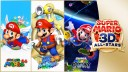 Trailer, Nintendo, Nintendo Switch, Switch, Super Mario, Jump & Run, Mario, Super Mario 64, Super Mario Galaxy, Super Mario 3D All-Stars, Super Mario Sunshine