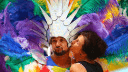 Fahne, Gay, LGBT, Pride, Schwul
