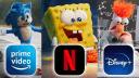 Streaming, Netflix, Filme, Streamingportal, Serien, Videostreaming, Amazon Prime Video, Disney+, November 2020, KW45