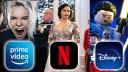Streaming, Netflix, Filme, Serien, Amazon Prime Video, Disney+, November 2020, Kw 47, KW47