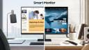 Samsung, Monitor, Smart TV, Smart Monitor
