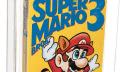 Nintendo, Videospiel, Super Mario, Auktion, Super Mario Bros., Versteigerung, Super Mario 3