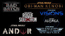Star Wars, Disney, Disney+, Andor, Rogue Squadron, Ahsoka, Obi-Wan Kenobi