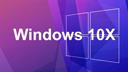 Microsoft, Windows 10, Windows Logo, Windows 10X, Windows On ARM, Windows 10 ARM, Windows 10 X, Windows 10X Logo, Microsoft Windows 10 X, Microsoft Windows 10X, Geometric Art Style