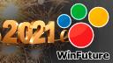 DesignPickle, Winfuture, Weihnachten, 2021, Neujahr, 2020, Xmas, Christmas, WinFuture Logo