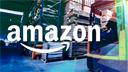 Amazon, shopping, E-Commerce, Logistik, Paket, Logistikzentrum, Pakete, Box, Amazon Logo, Paketdienst, Paketzusteller, Logistikunternehmen, Paketzentrum, Gabelstapler