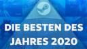 Gaming, Spiele, Games, Steam, PC-Spiele, Topliste, Best of 2020, Spiele des Jahres