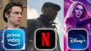 Streaming, Tv, Fernsehen, Netflix, Filme, Serien, Streamingportal, Disney+, Videostreaming, Amazon Prime Video