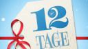 Gutschein, Geschenk, 12 tage geschenke