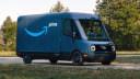 Amazon, Elektroautos, Versand, E-Auto, Logistik, Transporter, Lieferwagen, The Climate Pledge, Rivian, Elektro-Lieferwagen