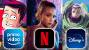 Streaming, Tv, Fernsehen, Netflix, Filme, Streamingportal, Serien, Disney+, Videostreaming, Amazon Prime Video