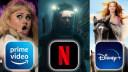 Streaming, Tv, Fernsehen, Netflix, Filme, Streamingportal, Serien, Disney+, Amazon Prime Video, Videostreaming, KW 4 2021