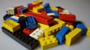 Lego, Spielzeug, Bausteine, LEGO-Set