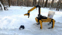 Boston Dynamics: Roboterhund Spot zeigt seinen Greifarm in Aktion