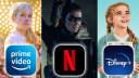 Streaming, Tv, Fernsehen, Netflix, Filme, Streamingportal, Serien, Disney+, Amazon Prime Video, Videostreaming, Februar 2021, Kw 7