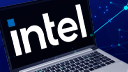 Notebook, Intel, Logo, Laptop, Intel Logo, Neues Intel Logo, Intel Logo 2020