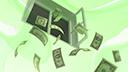 Geld, Dollar, Sprichwörter, Sprichwort, Idiom, Redensart, Sinnspruch, Wendung, Redewendung, Phraseologismus, Verschwendung, Geld aus dem Fenster werfen, Geldscheine, verschwenden, bedenkenlos, Geld ausgeben, Geld mit vollen Händen ausgeben, prassen, vergeuden, verprassen, verschwenderisch, aasen, auf den Kopf hauen