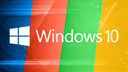 Microsoft, Betriebssystem, Windows 10, Windows 10 Logo