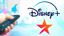 DesignPickle, Streaming, Videoplattform, Disney+, Disney, Disney Plus, Fernbedienung, Remote, Binge Watching, Disney Star, Disney Plus Star