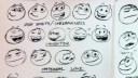 Facebook, Entwurf, Emoticon