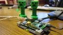 Minecraft, raspberry pi, minirechner