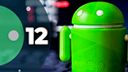 Android, Google Android, Android Logo, Bugdroid, Android 12, Android Figur, Android Männchen, Google Android 12