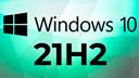 Microsoft, Windows 10, DesignPickle, Windows Logo, Windows 10 Logo, 21H2, Windows 10 21H2, Windows 10 21H2 Update