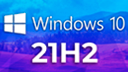 Microsoft, Windows 10, Windows Logo, Windows 10 Logo, 21H2, Windows 10 21H2, Windows 10 21H2 Update