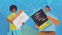 Internet, Apps, Entwickler, Entwicklung, Stockfotos, Code, Quellcode, Programmierung, Programmierer, Comic, Programmieren, Dev, Sourcecode, Development, Coder, Avatar, Smartphone App, App Entwicklung