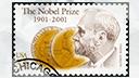 DesignPickle, Forschung, Wissenschaft, Stockfotos, Wissenschaftler, Science, scientist, Nobelpreis, Briefmarke, Alfred Nobel, The Nobel Prize