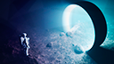 Forschung, Wissenschaft, Weltraum, Raumfahrt, Nasa, Weltall, Mars, Planet, Tor, Portal, Astronaut, Space, Ufo, außerirdische, Astronauten, Weltraumtouristen, Weltraumanzug, Weltraumtourismus, Weltraumspaziergang, Spacesuite, Raumanzug, Stargate, Gate, Fels