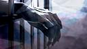 Kriminalität, Stockfotos, Erpressung, Haft, Crime, Recht und Ordnung, Gewalt, Gefängnis, Mord, Orange, Zelle, Verurteilt, Hände, Gerichtsurteil, Verurteilung, Raub, Dieb, Gerichtsverfahren, Raubüberfall, Einbrecher, Gefährlich, Verbrecher, Bösewicht, Schurke, Kriminell, Handschellen, Gefängniszelle, Gitter, Stäbe, Eingesperrt, Einsperrung, Jail, Haftanstalt, Absitzen, Brummen