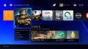 PlayStation 4, PS4, Sony PlayStation 4, Interface, Sony PS4, Ui