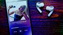 Smartphone, Streaming, Musik, Streamingportal, Audio, Kopfhörer, Headset, Musik-Streaming, musikstreaming, Player, Musikdienst, abspielen, AirPods, Play, Musik-Plattform, Audio Player, Musikflat, playlist, AirPods Pro, Song, Musik Streaming, Music Streaming