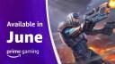 Amazon Prime Gaming: Kostenlose Spiele und Twitch-Drops im Juni