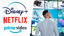 DesignPickle, Streaming, Logo, Netflix, Videoplattform, Streamingportal, Disney+, Amazon Prime Video, Videostreaming, Prime Video, Disney Plus, Netflix Logo