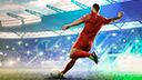 DesignPickle, Fußball, Spieler, Tor, Wm, Team, Sportler, Fussball, Mannschaft, EM, UEFA, Fussball-WM, Ball, EM 2021, Europa League, UEFA EURO 2021, Fussballspieler, Stadium