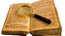 Suche, Buch, Recherche, Lupe