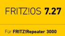 Update, FritzOS, FritzOS 7.27, FritzRepeater 3000