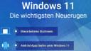Windows 11, Windows 11 Infografik, Die wichtigsten Neuerungen