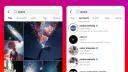 Facebook, Video, Suche, Foto, Instagram, Suchfunktion, Search, Relevanz