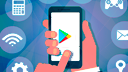 DesignPickle, Logo, App Store, Play Store, Google Play Store, Google Play, Google PLay Services, Play Store Werbung