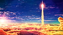 DesignPickle, Weltraum, Raumfahrt, Nasa, Weltall, Rakete, Sterne, Space, Raketenstart, Testflug, Raketenantrieb, Startrampe, Trägerrakete