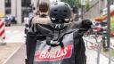 Lieferdienst, Gorillas, Rider