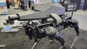 Roboter, Waffe, Hund, gewehr, Ghost, Roboterhund, Sword, Quadrupedal, Bewaffnung