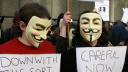 Hacker, Anonymous, Vereinigung, Guy Fawkes Maske