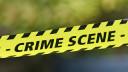 Polizei, Kriminalität, Absperrung