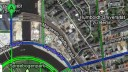 Google, Maps, Fahrrad, Routenplanung