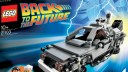 Lego, Zur�ck In Die Zukunft, Back to the Future, CUUSOO